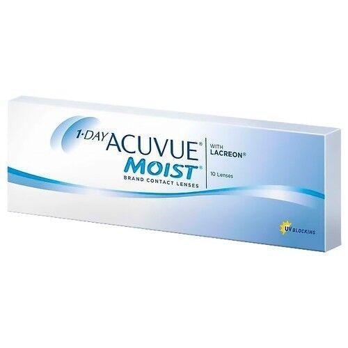 Контактные линзы Acuvue 1-Day Moist - фото 3