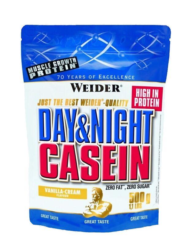 Weider Day & Night Casein 500 гр. - фото 1