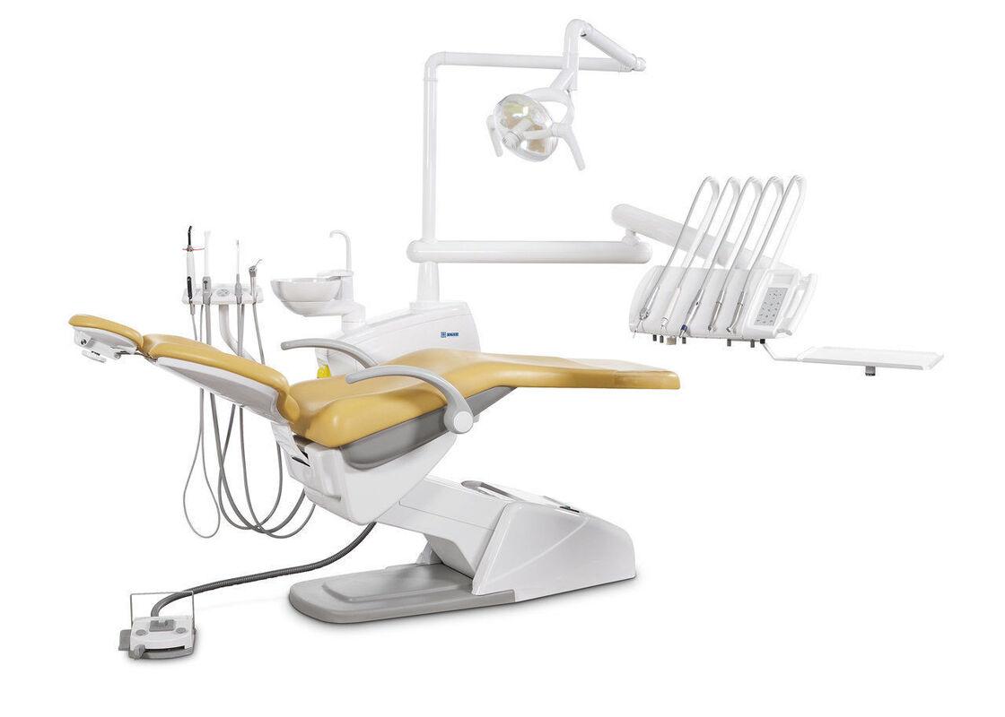 Стоматологическое оборудование Siger Стоматологическая установка U100 с верхней подачей инструментов - фото 1
