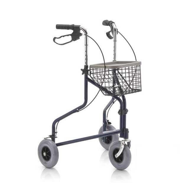 Прокат медицинских товаров Мега-Оптим Ролляторы 3-х колесные FS969 - фото 1