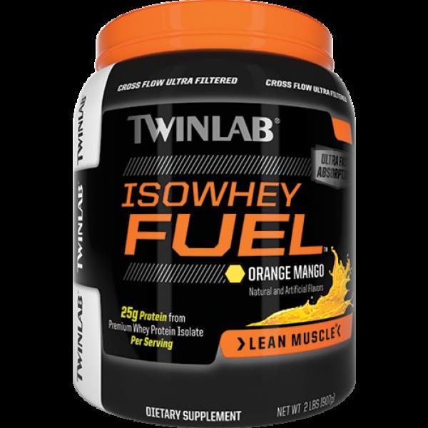 Twinlab IsoWhey Fuel 2 lb - фото 1
