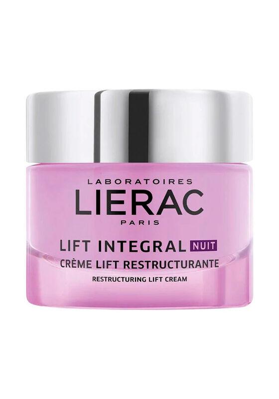 Lierac Крем-лифтинг ночной реструктурирующий LIFT INTEGRAL NUIT CREME LIFT RESTRUCTURANTE, 50 мл - фото 1