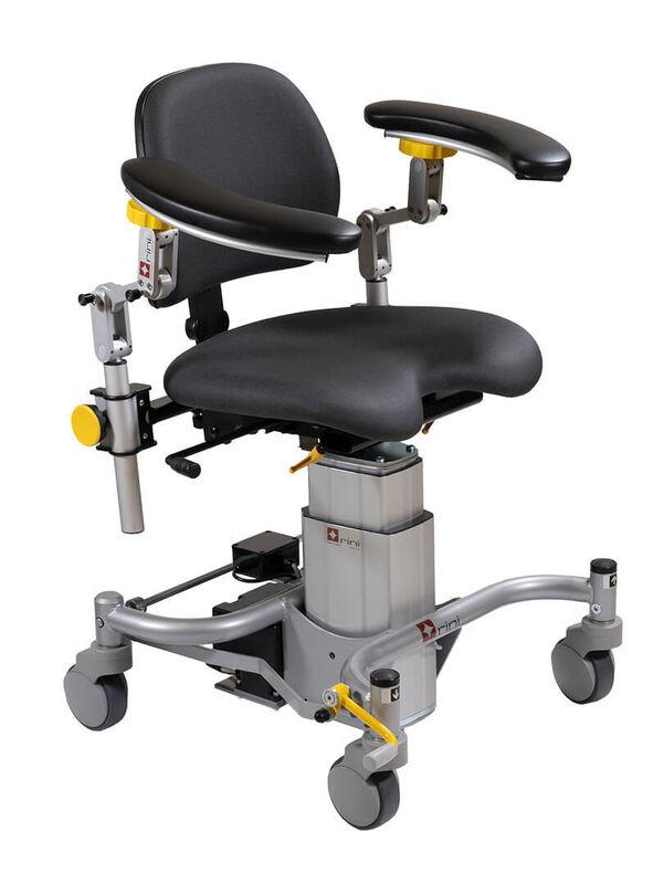 Медицинское оборудование Rini Операционное кресло хирурга Carl Foot R6 - фото 1
