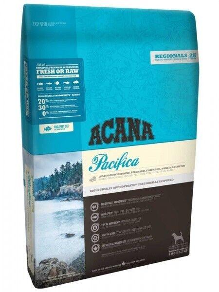 Acana Корм для собак Pacifica Dog (Рыба) 11.4 кг - фото 1