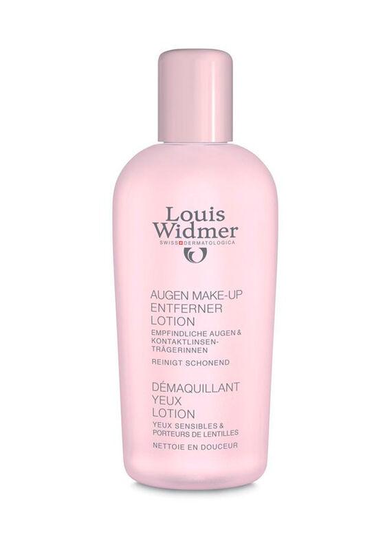 Louis Widmer Лосьон для снятия макияжа с глаз 150 мл - фото 1