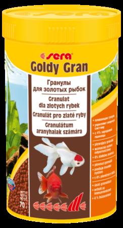 Sera Корм для рыб Goldy Gran - фото 1