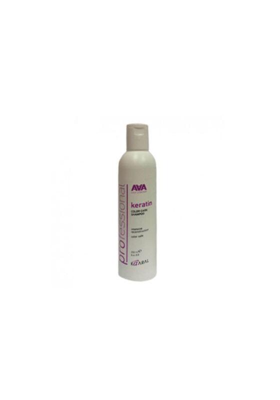 Kaaral Кератиновый шампунь AAA для окрашенных и химически обработанных волос 250 мл - фото 1