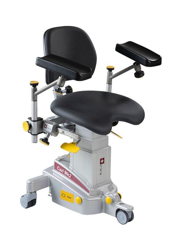 Медицинское оборудование Rini Кресло для хирурга Carl Mk2 R5 - фото 1