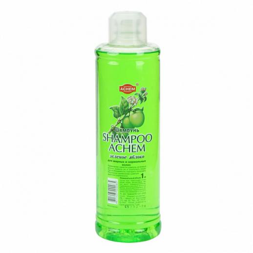 Achem Шампунь для волос зеленое яблоко 1 кг - фото 1