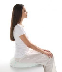 Подушка Trelax Подушка ортопедическая с отверстием на сиденье MEDICA - фото 1