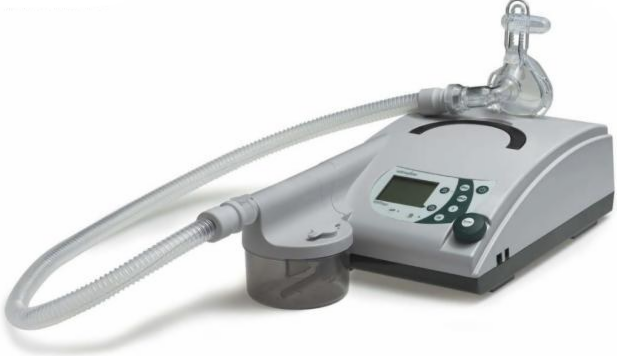 Медицинское оборудование Weinmann Аппарат искусственной неинвазивной вентиляции легких VENTimotion 2 - фото 1