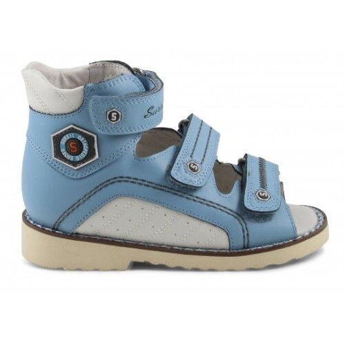 Sursil Ortho Ортопедические сандалии для мальчиков 15-251 - фото 1