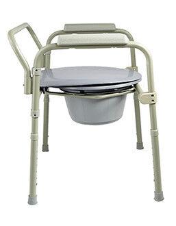 Санитарное приспособление Valentine I. LTD Кресло-туалет складной 10580 - фото 2