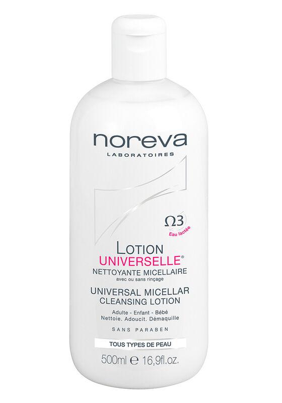 Noreva Лосьон универсальный очищающий мицеллярный 500 мл - фото 1