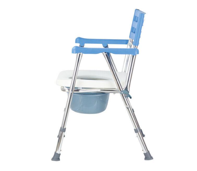 Санитарное приспособление ARmedical Кресло-туалет складное, алюминиевое, AR-104 - фото 3