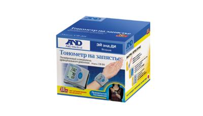 Тонометр A&D Тонометр UB-201 - фото 2