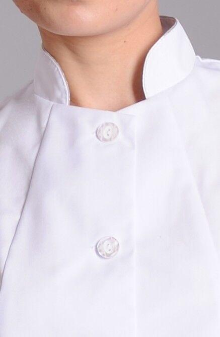 Доктор Стиль Халат медицинский женский Каприз (лу1123) - фото 2