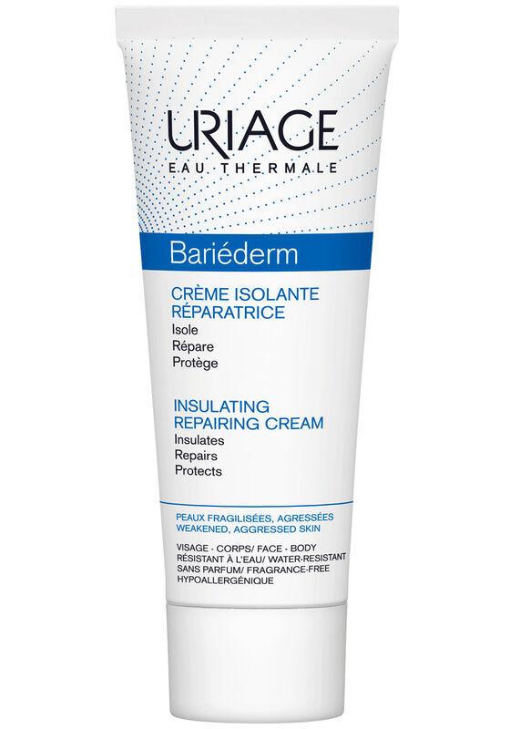Uriage Крем изолирующий восстанавливающий для лица и тела Bariederm Creme Isolante 75 мл - фото 1