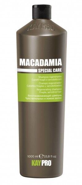 KayPro Восстанавливающий шампунь Special care с маслом макадамии для ломких и чувствительных волос - фото 1