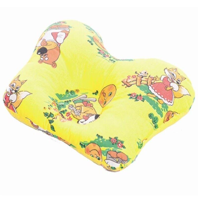 Подушка Тривес Ортопедическая подушка для новорожденных ТОП-110 - фото 1