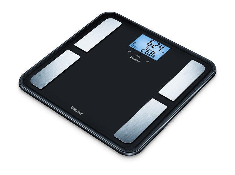 Beurer Весы диагностические BF 850 Black - фото 1