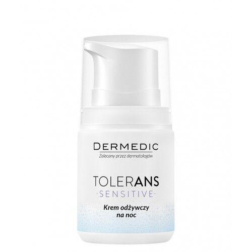 Dermedic TOLERANS питательный крем на ночь 55г - фото 1