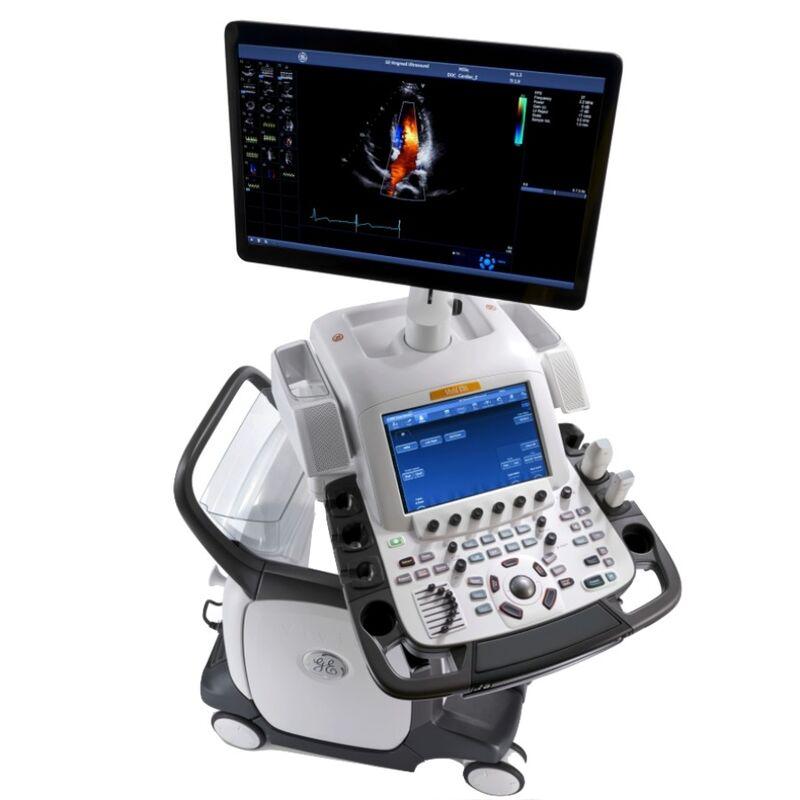 Медицинское оборудование General Electric Ультразвуковой сканер Vivid E90 - фото 1