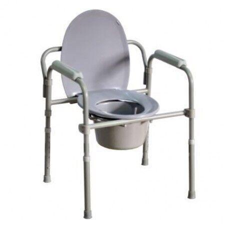 Прокат медицинских товаров Antar Кресло-туалет AT01001 - фото 1