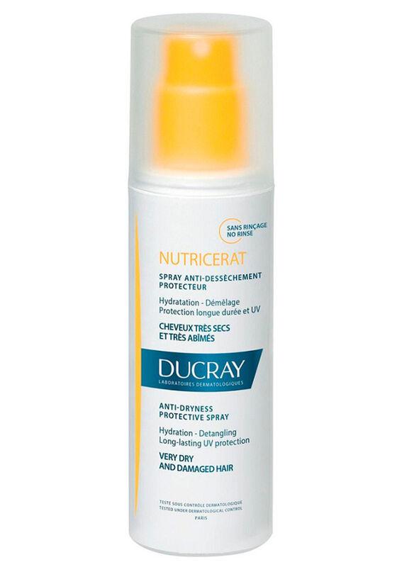 Ducray Спрей защитный для волос Нутрицерат 75 мл - фото 1