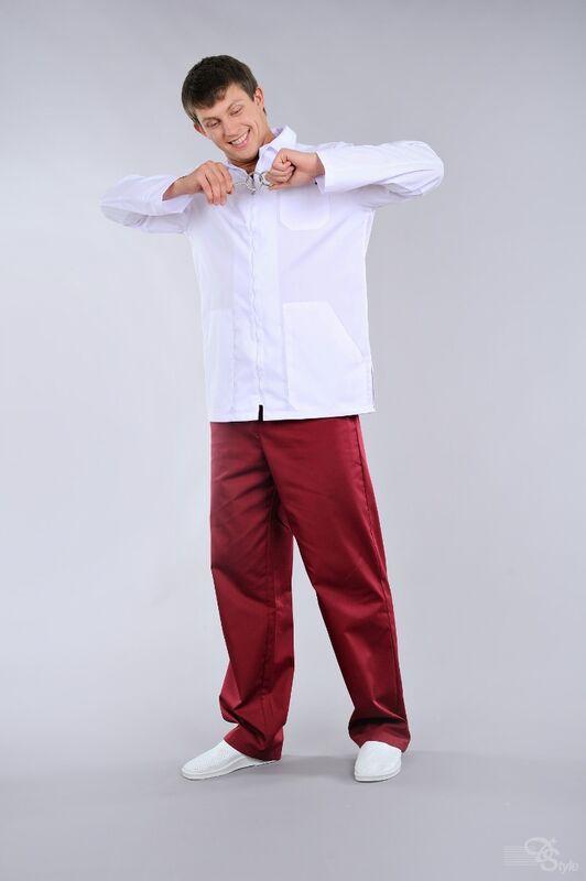 Доктор Стиль Блуза мужская Профи - фото 11