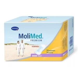 Hartmann Прокладки урологические для женщин MOLIMED Premium - фото 1