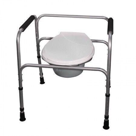 Прокат медицинских товаров Antar Кресло-туалет AT01001 - фото 2