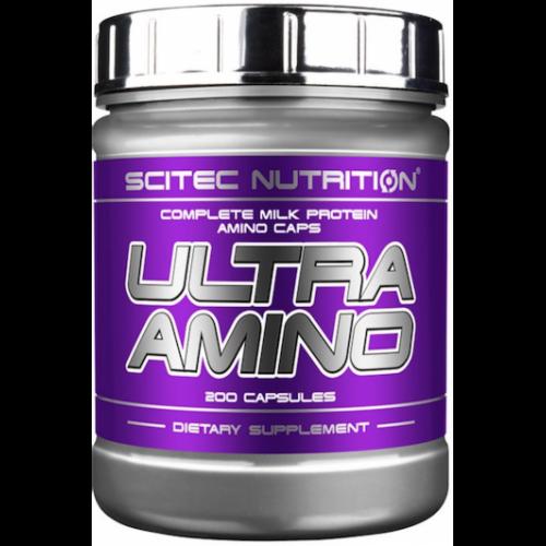 Scitec Nutrition Аминокислоты Ultra Amino 200 caps. - фото 1