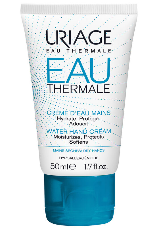 Uriage Крем для рук увлажняющий EAU THERMALE CRÈME D'EAU MAINS 50 мл - фото 1