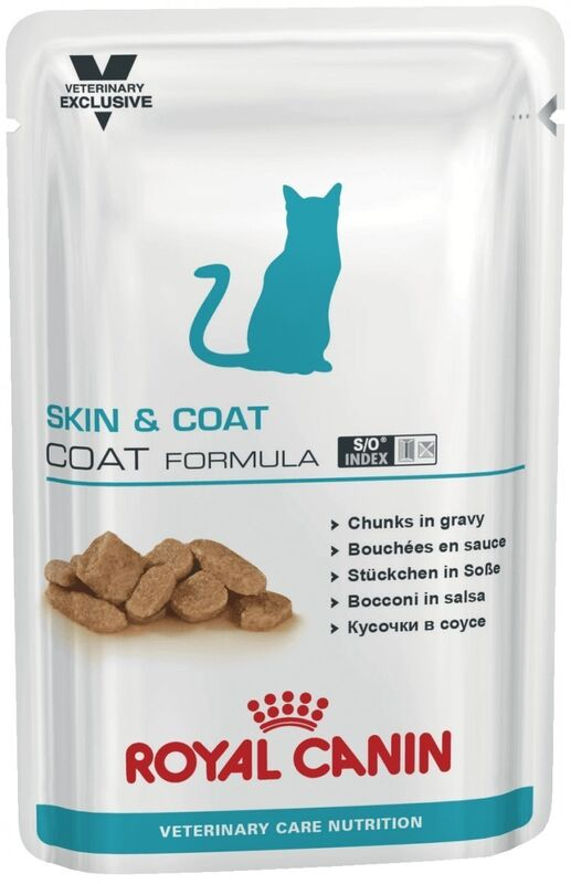 Royal Canin Skin and Coat Formula 100 гр. х 12 шт. - фото 1