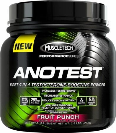 MuscleTech Anotest, 284g - фото 1