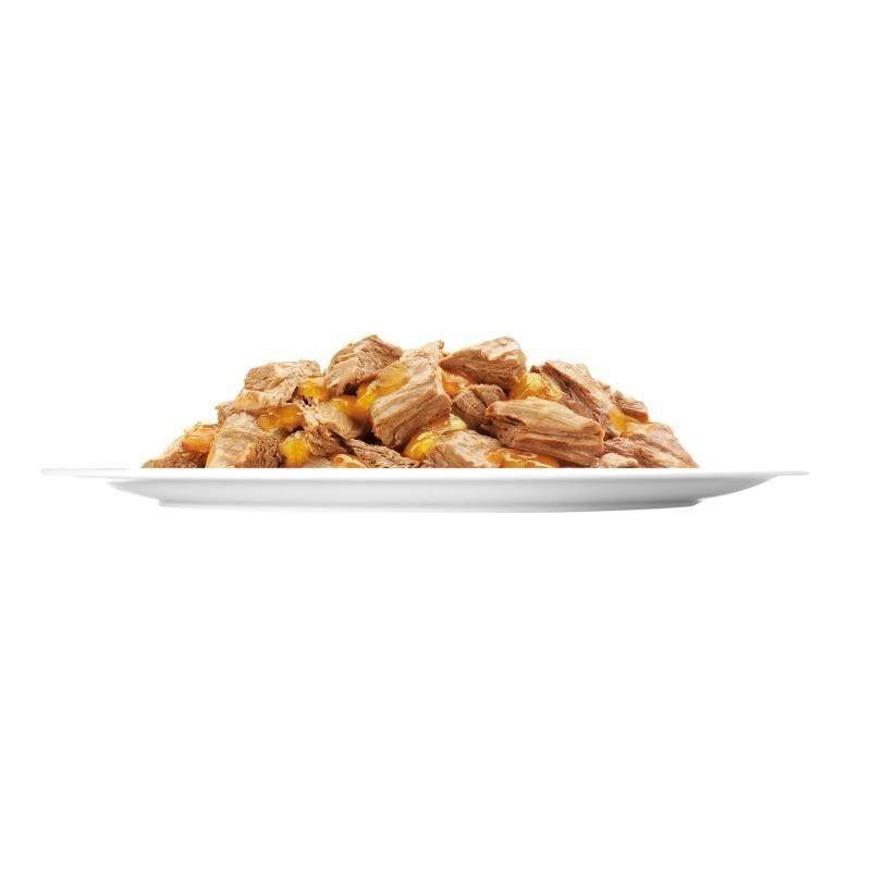 Felix Аппетитные кусочки Говядина в желе 85 гр. х 24 шт. - фото 2