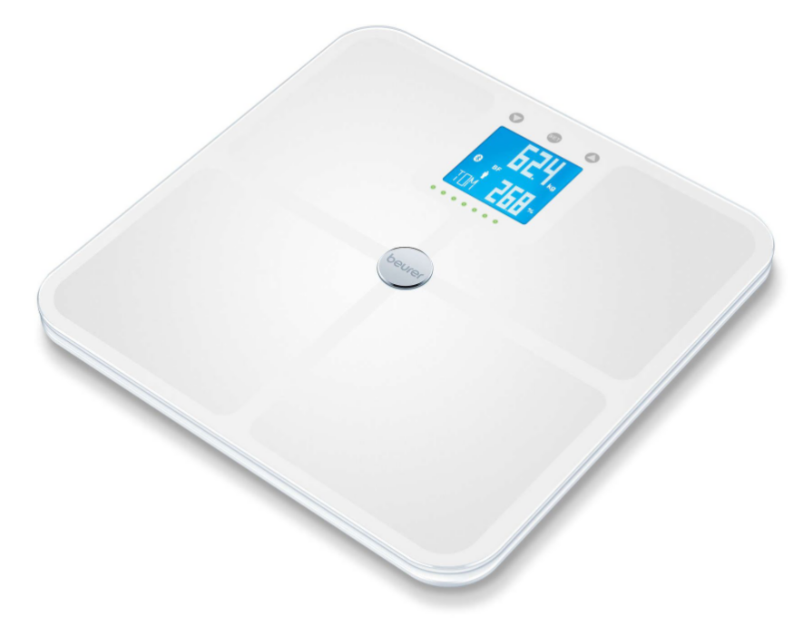 Beurer Весы диагностические BF 950 white - фото 1