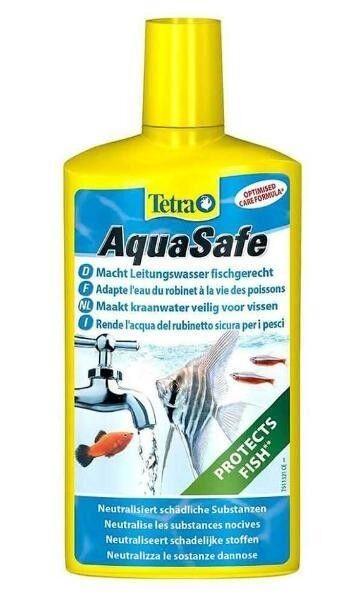Tetra Кондиционер для воды AquaSafe 250 мл - фото 1
