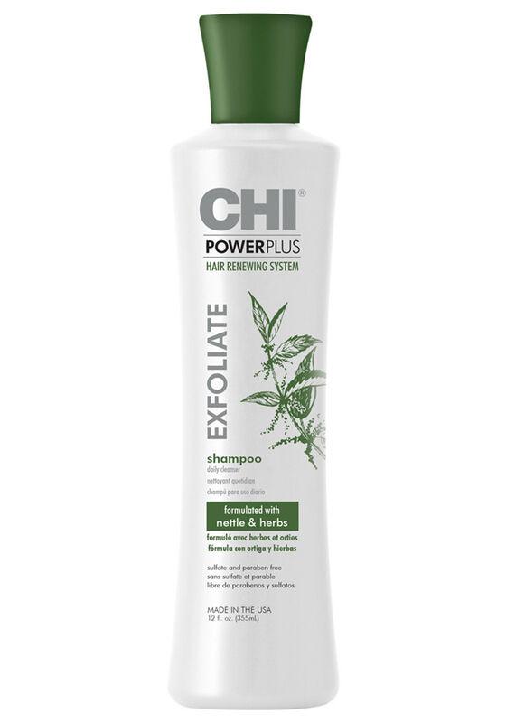 CHI Шампунь Power Plus Exfoliate Shampoo отшелушивающий 355 мл - фото 1