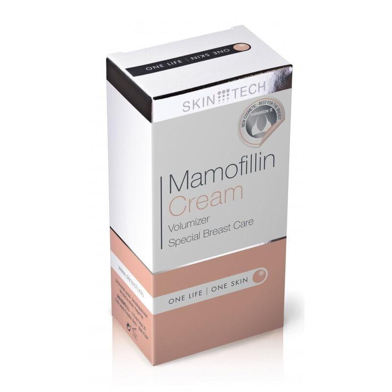Skin Tech Волюмайзер для груди Mamofillin Cream - фото 1