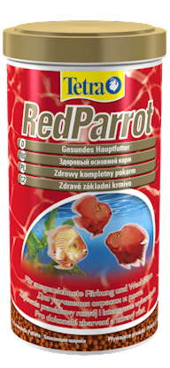 Tetra Корм Red Parrot 1 л - фото 1