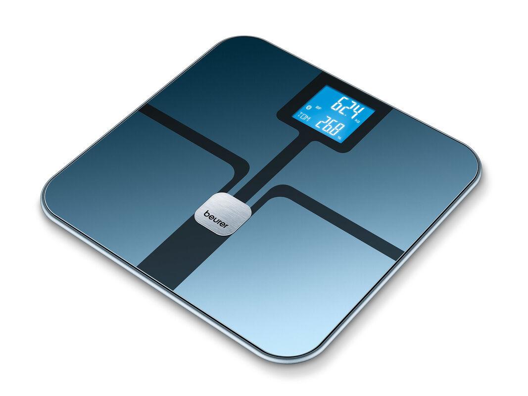 Beurer Весы диагностические BF 800 Black - фото 1