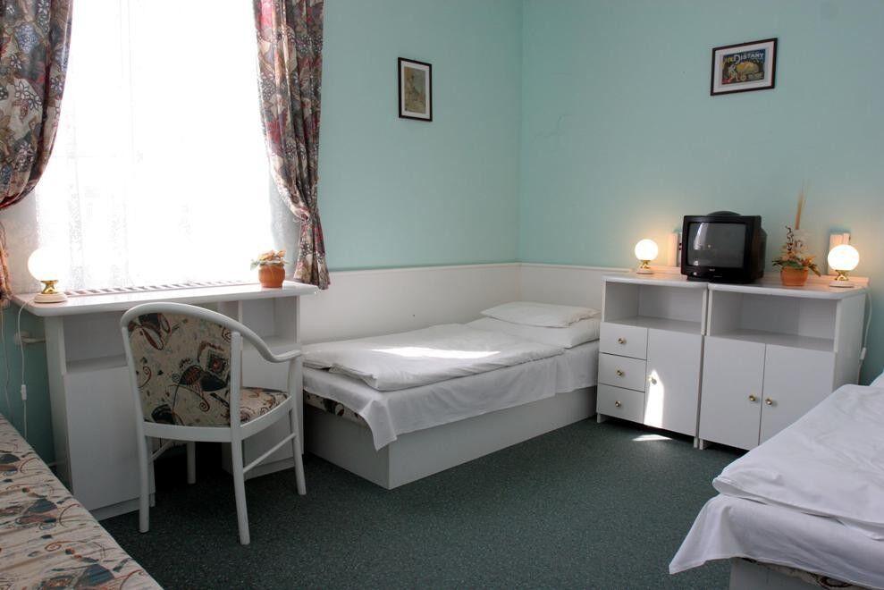 Отдых и оздоровление за рубежом Ibookmed Курорт Пьештяны Отель Pro Patria 2* - фото 3