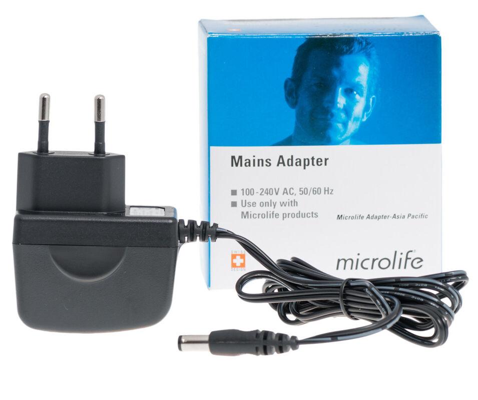 Тонометр Microlife Адаптер сетевой AD-1024c - фото 1