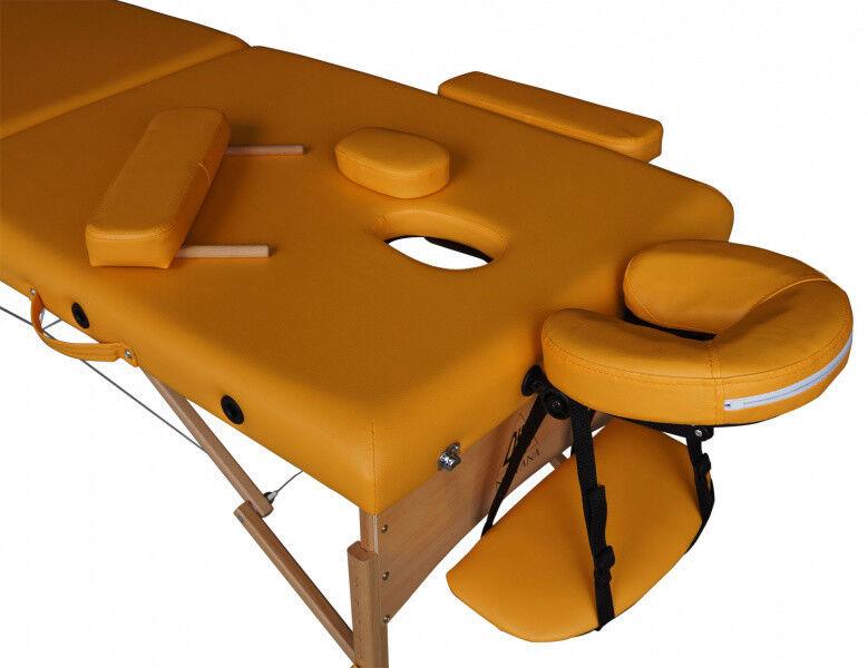 DFC Массажный стол NIRVANA Elegant Optima - фото 2