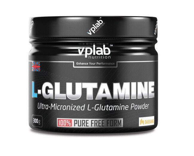 VPLab L-Glutamine, 300 гр. - фото 1