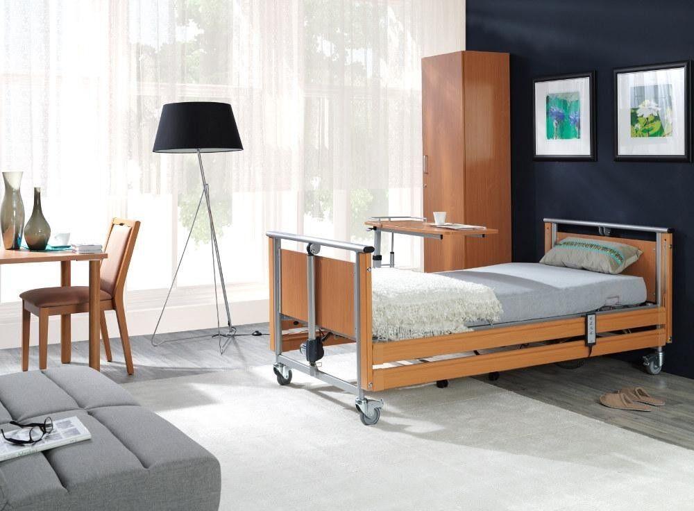 ELBUR Кровать 4-х секционная с элетроприводом PB 326 - фото 3