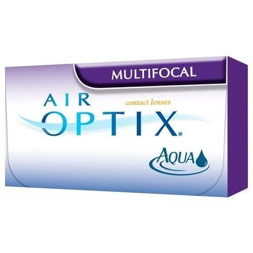 Контактные линзы Air Optix (Alcon) Aqua Multifocal (3 линзы) - фото 2