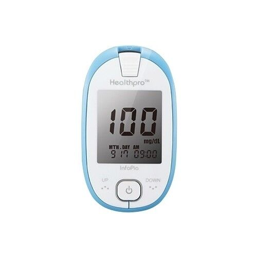 Глюкометр Infopia Healthpro - фото 1